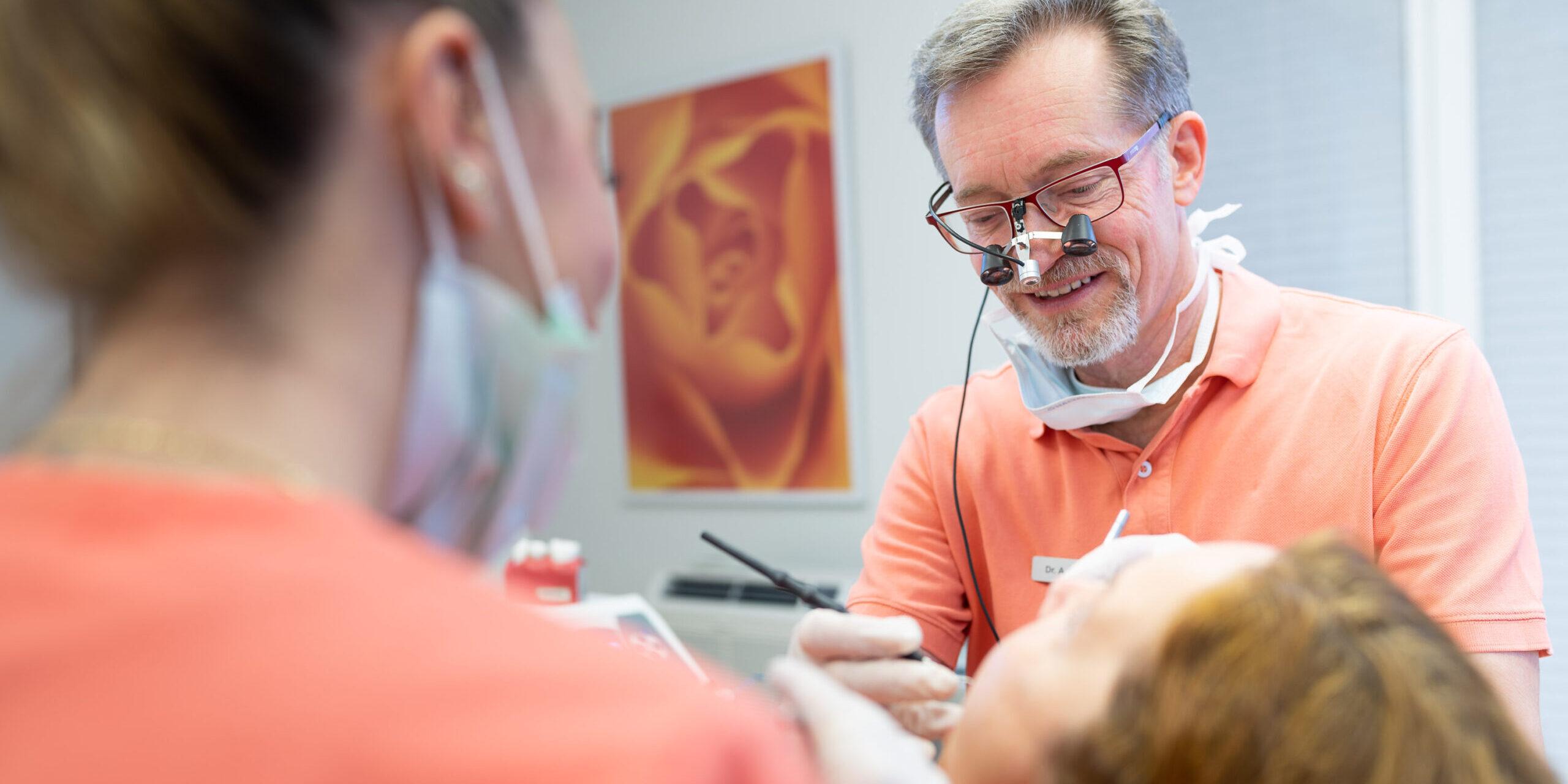 Zahnarzt Canziani